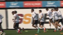 FLORYA METIN OKTAY TESISLERI - Galatasaray'da Medipol Başakşehir Maçı Hazırlıkları