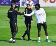 ABDURRAHIM ALBAYRAK - Galatasaray, Medipol Başakşehir Maçı Hazırlıklarına Devam Etti