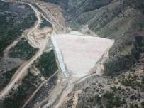 İnhisar Çaltı Barajında Sona Gelindi