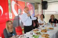 KEMERALTı - Karabağ Kadınlara Projelerini Anlattı