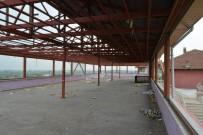 Konuralp'te Restorasyon Çalışmaları Başladı