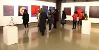 Kültür Sanat Etkinlikleri 'Aşka Teslim' Sergisi İle Devam Etti