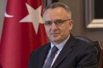NACİ AĞBAL - Maliye Bakanı Naci Ağbal Uşak'a Geliyor