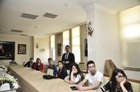 SOSYAL HİZMET - Mamak Belediyesi Stajyerlerine 'Bağımlılık' Semineri