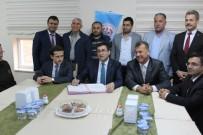 AHMET GENCER - Mesleki Eğitimde Okul-İşletme İşbirliği Protokolü İmzalandı