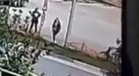 SOMA - Motosiklet Kazası Kameraya Yansıdı