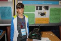 Ortaokul öğrencisinden 'İnsansız Tank' projesi