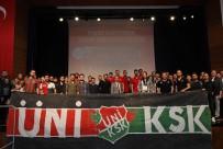 SELÇUK YAŞAR KAMPÜSÜ - Pınar Karşıyakalı Basketbolcular Yaşarlı Öğrencilerle Buluştu