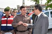 KİRALIK ARAÇ - Polis Haftası'nda Emniyet Teşkilatına Büyük Destek