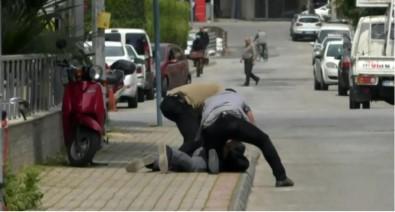 Polis dolandırıcıyı suç üstü yakaladı