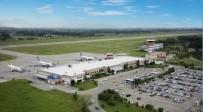 OSMAN KAYMAK - Samsun-Çarşamba Havalimanında Yolcu Sayısında Rekor Artış