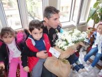 TÜRK POLİS TEŞKİLATI - Şirinler Akademisi'nin Çocukları Polis Haftası Kutladı