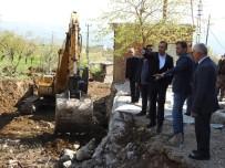 Şırnak Belediyesi Dere Islah Çalışmalarına Başladı