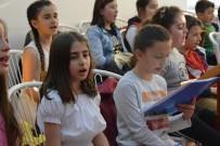 FİDAN YAZICIOĞLU - Sivas Belediyesi Çocuk Korosu Konser Verecek