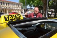 MAKAM ARACI - Son Model Lüks Otomobili Taksi Yaptı
