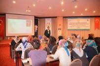 İL TARIM MÜDÜRLÜĞÜ - Tarımda Genç Kadın Girişimciler Eğitime Başladı