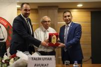 ALI ER - Tarsus'ta Avukatlara Yönelik 'İcra Hukuku Semineri' Düzenlendi