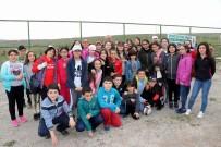KURUKÖPRÜ - Tekden Koleji Öğrencileri 200 Fidanı Toprakla Buluşturdu