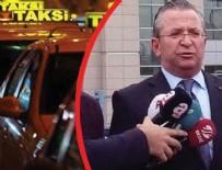 İSTANBUL TAKSİCİLER ESNAF ODASI - Tepki çeken açıklama: Uber'e binen vatan hainidir