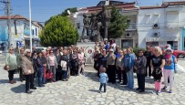 KANSER TARAMASI - TKB'nin 94. Kuruluş Yıldönümü Foça'da Kutlandı