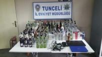 Tunceli'de İş Yeri Soyan Hırsız Yakalandı
