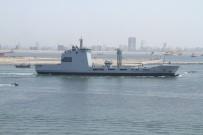 KABILIYET - Türk Savunma Sanayi'nin En Büyük Projesi Olan Denizde İkmal Gemisi, İlk Seyrine Çıktı
