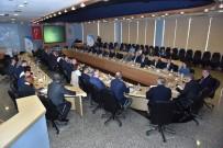 ÇUKUROVA KALKıNMA AJANSı - Vali Su Açıklaması 'Tek Durak Ofis, Yatırımcılara Hız Kazandıracak'