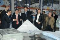 Vali Yazıcı, YERSA Sentetik Dokuma Fabrikasını Ziyaret Etti