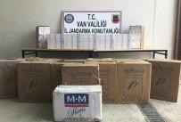 Van'da 12 Bin 780 Paket Kaçak Sigara Ele Geçirildi
