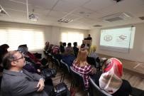 CEMİL MERİÇ - Velililer, Engelsiz Yaşam Merkezi'nde Öğretmenlerle Buluştu