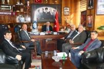 Yenice Belediye Başkanı Çaylı, GMİS'i Ziyaret Etti