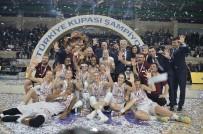 KADIN BASKETBOL TAKIMI - Zafer Kalaycıoğlu Açıklaması 'Final Four Hedefimizi Gerçekleştirdik, Gözümüz Şampiyonlukta'