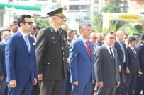 ALI SıRMALı - 13 Nisan Atatürk'ün Edremit'e Gelişinin 84. Yıl Dönümü Törenlerle Kutlandı
