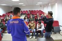EĞİTİMLİ KÖPEK - AFAD'dan Engelli Öğrencilere Deprem Eğitimi