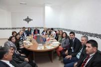 OVAKıŞLA - Ahlat'ta 'Erasmus +K201' Projesi