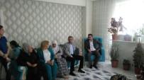 AK Parti Bağlar İlçe Başkanı Gezer'den Ev Ziyaretleri