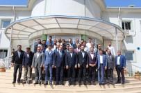 AK Partili Ağralı Silopi'de Su Arıtma Tesisini İnceledi
