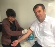SAĞLIK TARAMASI - Akçakoca Belediye Personeline Sağlık Taraması Yapıldı