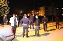 Aksaray'da Silahlı Kavga Açıklaması 1 Yaralı