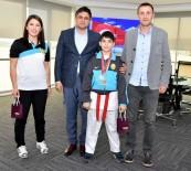 SERKAN ACAR - Aliağalı Doğan Egecan Tercan Türkiye Şampiyonu Oldu