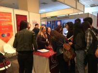 MEHTAP - Anadolu Üniversitesi Standına Öğrenci Akını