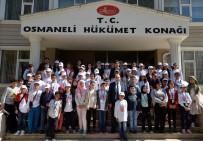 Ardahanlı Öğrenciler Osmaneli Ve Pazaryeri'ni Ziyaret Etti