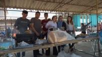 Aslanapa Türk Halk Oyunları Minikler Ekibi İçin Kermes Düzenlendi