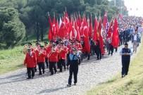 Atatürk'ün Ayvalık'a Gelişinin 84. Yıl Dönümü Coşkuyla Kutlandı