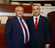 HÜSEYIN SARı - ATSO Meclis Başkanlığına Süleyman Özer Yeniden Seçildi
