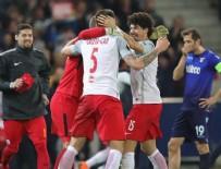 SALZBURG - Avrupa Ligi'nde 4 dakikaya sığan geri dönüş!