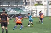MEHMET ÇETIN - Aydın'da Futbol Grup Maçları Başladı