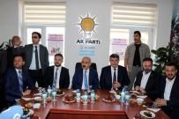 Bakan Elvan Açıklaması 'AK Parti'nin Başarısı Türkiye'nin Başarısı Demektir'