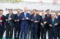 Bakan Kurtulmuş Ve Fakıbaba, Şanlıurfa'da Restore Edilen Tarihi Mekanların Açılışını Yaptı