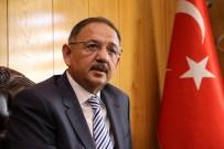 VAHDETTIN - Bakan Özhaseki Açıklaması 'Haritaların Yeniden Çizildiği Yerde Türkiye Olarak Biz De Masadayız'